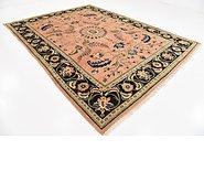 Link to 8' 6 x 11' 3 Sarough Persian Rug