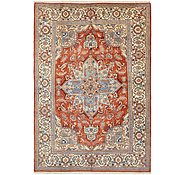Link to 11' 6 x 16' 9 Heriz Persian Rug