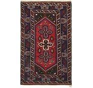 Link to 130cm x 215cm Hamedan Persian Rug