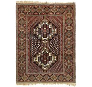 Link to 4' 3 x 5' 7 Shiraz Persian Rug