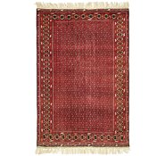 Link to 4' 4 x 6' 7 Afghan Ersari Rug