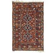 Link to 5' 3 x 8' 2 Shiraz Persian Rug