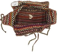 Link to 5' 2 x 7' 1 Saddle Bag Persian Rug