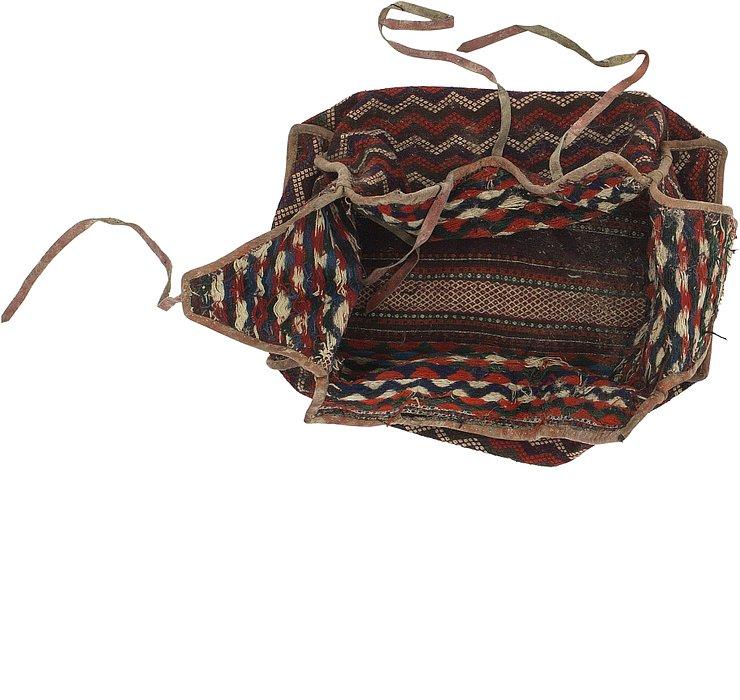 163cm x 235cm Saddle Bag Persian Rug