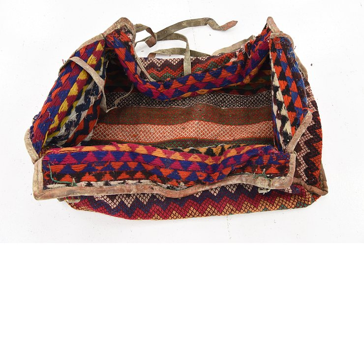 130cm x 218cm Saddle Bag Persian Rug