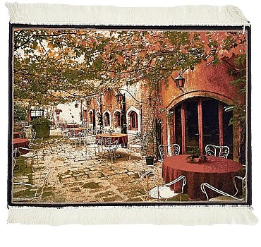 76x102 Pictorial Rug