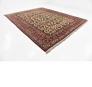 Link to 312cm x 390cm Kashan Persian Rug