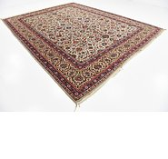 Link to 10' 3 x 11' 10 Kashan Persian Rug