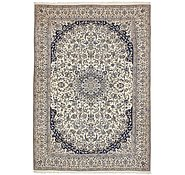 Link to 8' 9 x 12' 2 Nain Persian Rug