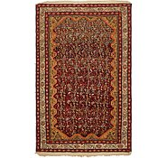 Link to 3' x 4' 10 Tabriz Persian Rug