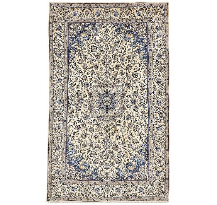 7' 10 x 13' 3 Nain Persian Rug