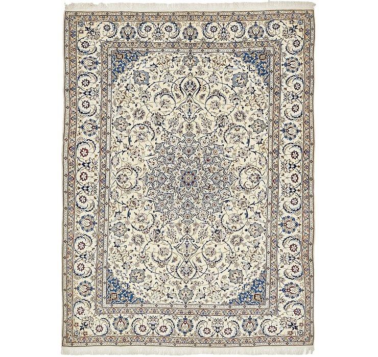 302cm x 415cm Nain Persian Rug