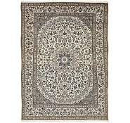 Link to 9' 5 x 13' Nain Persian Rug