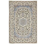 Link to 7' 4 x 10' 9 Nain Persian Rug