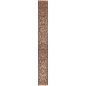 3' 10 x 35' 1 Isfahan Persian Runner...