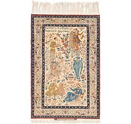 Link to 3' 10 x 6' 2 Isfahan Persian Rug