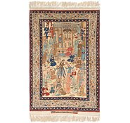 Link to 3' 8 x 5' 10 Isfahan Persian Rug