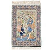 Link to 3' 6 x 5' 3 Isfahan Persian Rug