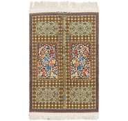 Link to 3' 4 x 5' 2 Isfahan Persian Rug