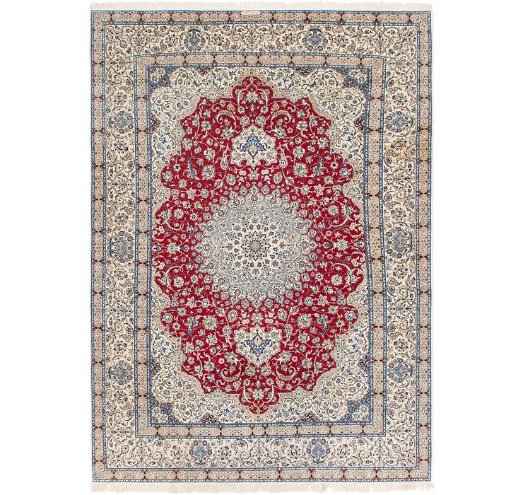 8' 8 x 12' 4 Nain Persian Rug