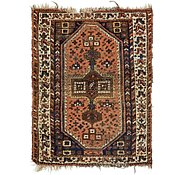 Link to 3' 7 x 4' 7 Shiraz Persian Rug