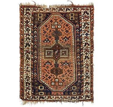 109x140 Shiraz Rug