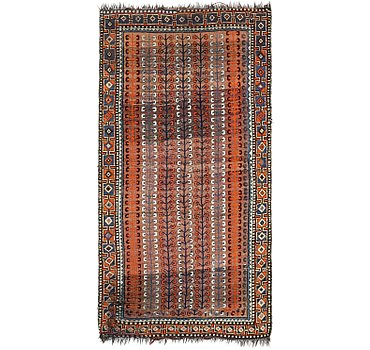 124x241 Shiraz Rug