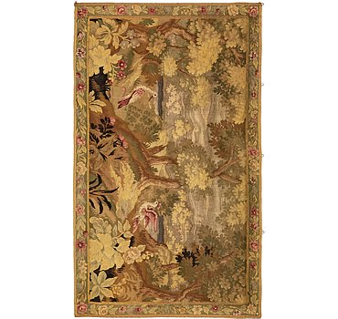 107x175 Tapestry Rug