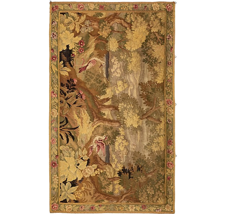 3' 6 x 5' 9 Tapestry Rug