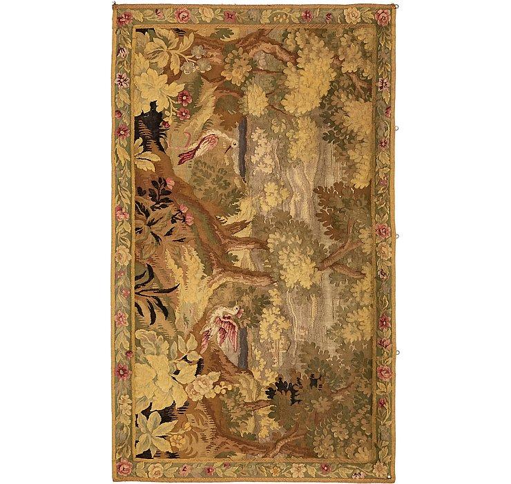 3' 6 x 5' 9 Tapestry Rug