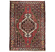 Link to 3' 6 x 5' Mazlaghan Persian Rug