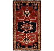Link to 4' 7 x 8' 1 Khamseh Persian Rug