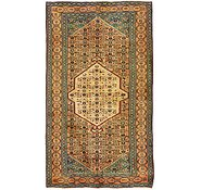Link to 4' 2 x 7' Gholtogh Persian Rug