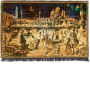 Link to 3' 8 x 5' 6 Tapestry Rug