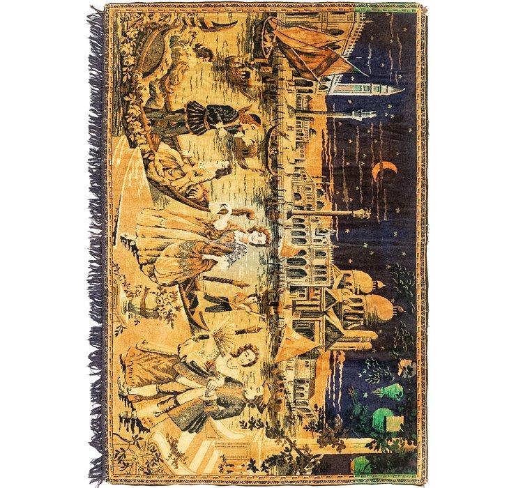 112cm x 168cm Tapestry Rug