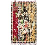 Link to 4' 2 x 6' 8 Tapestry Rug
