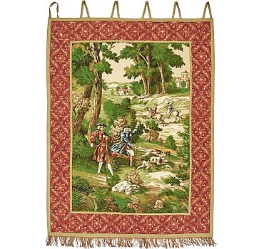81x107 Tapestry Rug