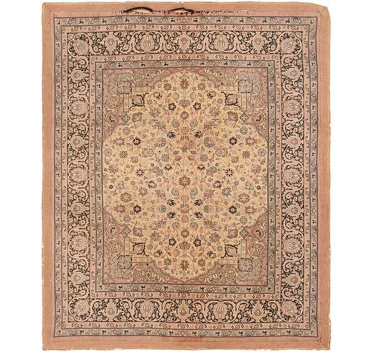 145cm x 175cm Tapestry Oriental Rug