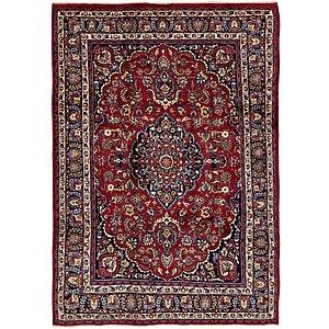 8' 1 x 11' 5 Mashad Persian Rug