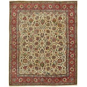 10' 11 x 13' 10 Tabriz Persian Rug