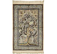 Link to 4' 1 x 6' 4 Kashmir Oriental Rug