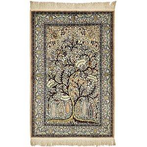 Unique Loom 4' 1 x 6' 4 Kashmir Oriental Rug