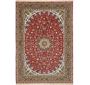 Link to 6' 8 x 9' 10 Tabriz Persian Rug