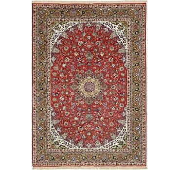 203x300 Tabriz Rug