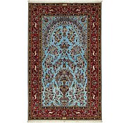 Link to 4' 8 x 7' 3 Kashan Persian Rug
