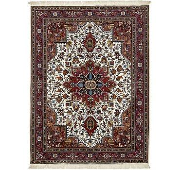 152x201 Tabriz Rug
