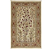 Link to 4' 9 x 7' 2 Kashan Persian Rug