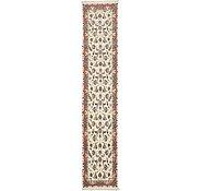 Link to 2' 7 x 12' 10 Tabriz Persian Runner Rug