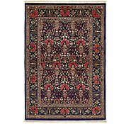 Link to 3' 7 x 5' 1 Qom Persian Rug