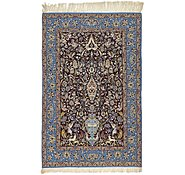 Link to 3' 8 x 5' 6 Isfahan Persian Rug